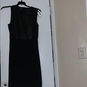 Metaphor Black Dress fitted size M/M